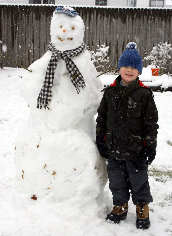 Alex_and_snowman