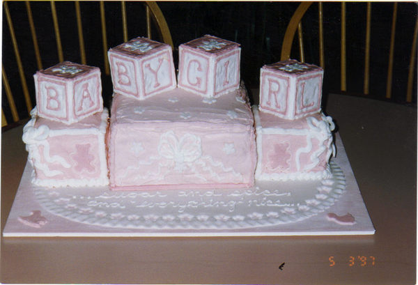 Cakes - Baby Shower - It#39;s a