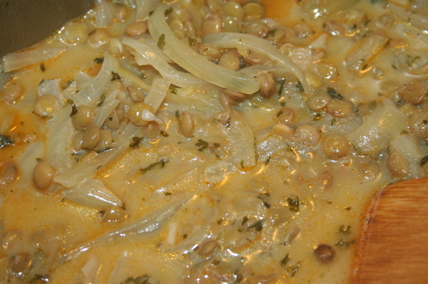 A Mess of Pottage (Lentil Soup) - The Barefoot Kitchen Witch